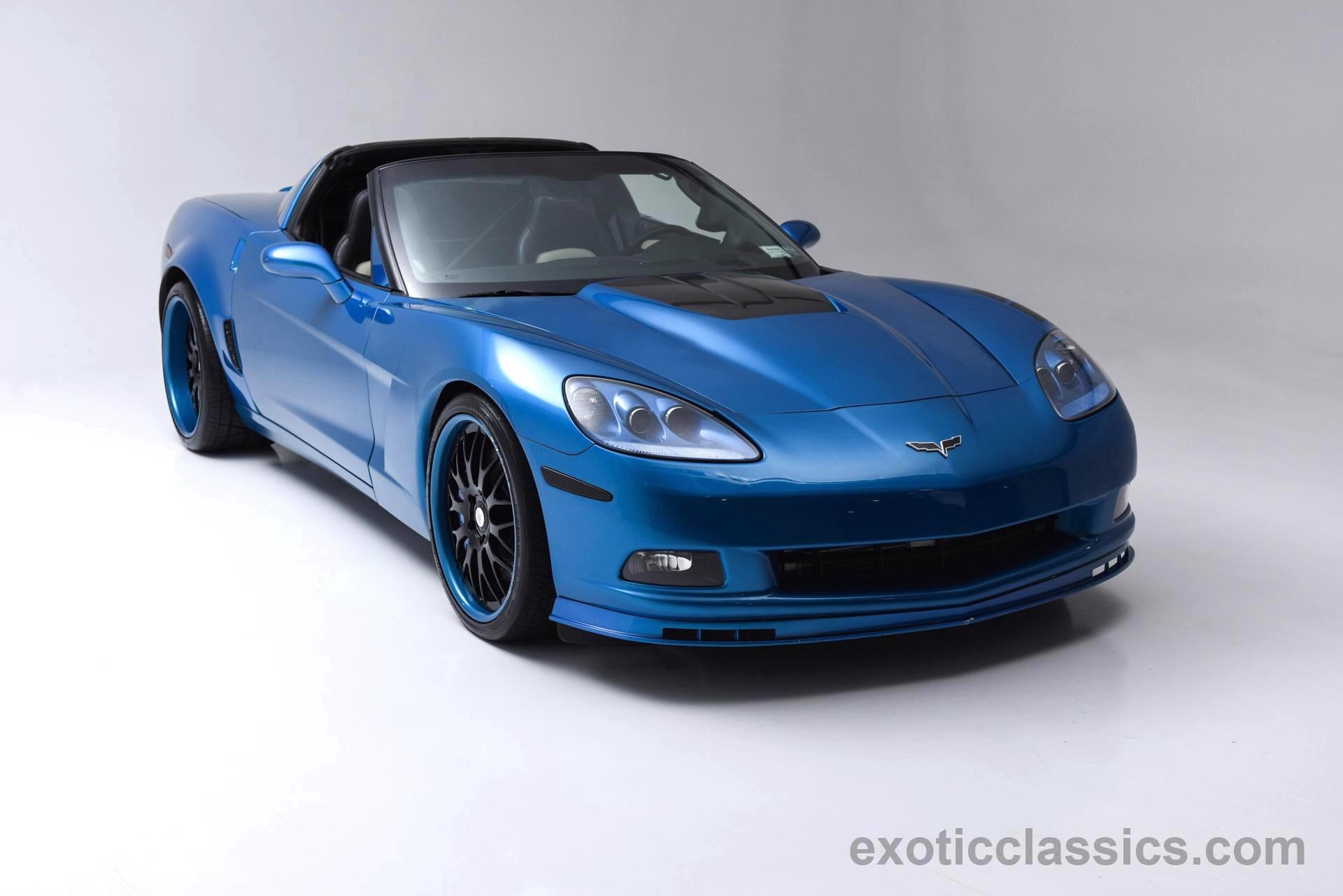 2008 chevrolet corvette exotic classic car dealership. Black Bedroom Furniture Sets. Home Design Ideas