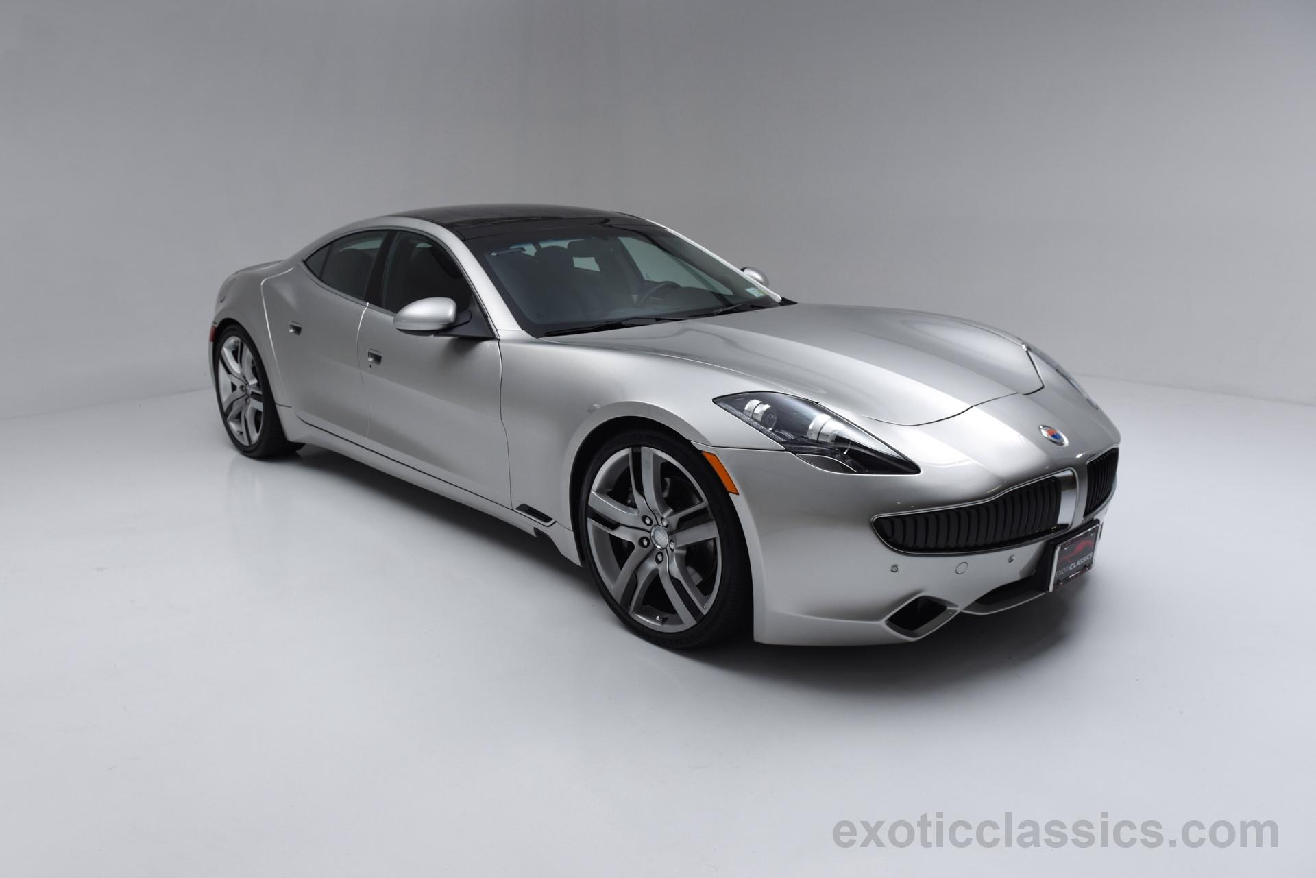 2012 Fisker Karma Collector Edition Exotic And Classic
