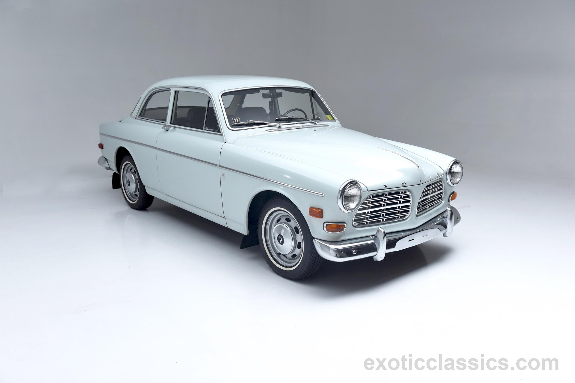 1968 Volvo 122 Champion Motors International L Exotic