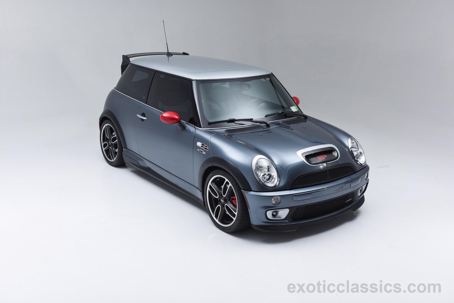 2006 Mini Cooper S John Works Gp Edition