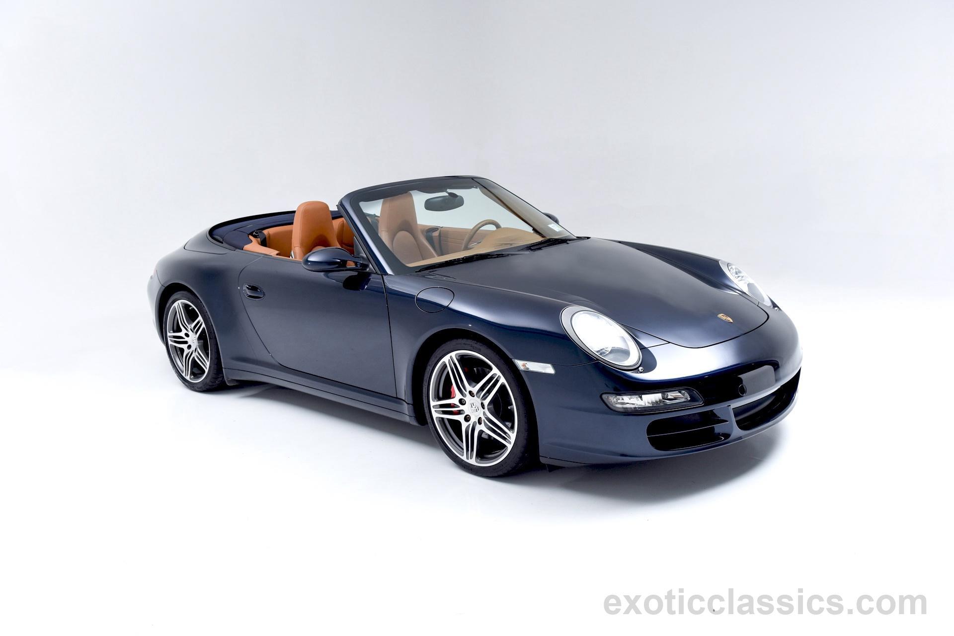 2008 porsche 911 carrera 4s carrera 4s exotic classic car
