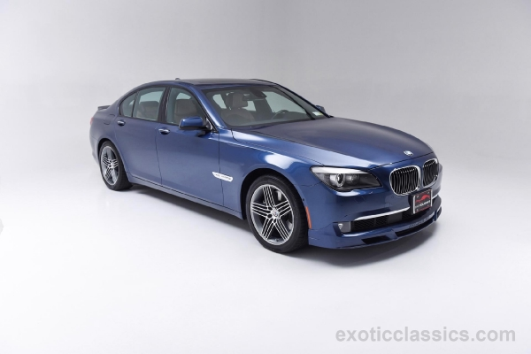 2011 BMW 7 Series ALPINA B7 SWB xDrive