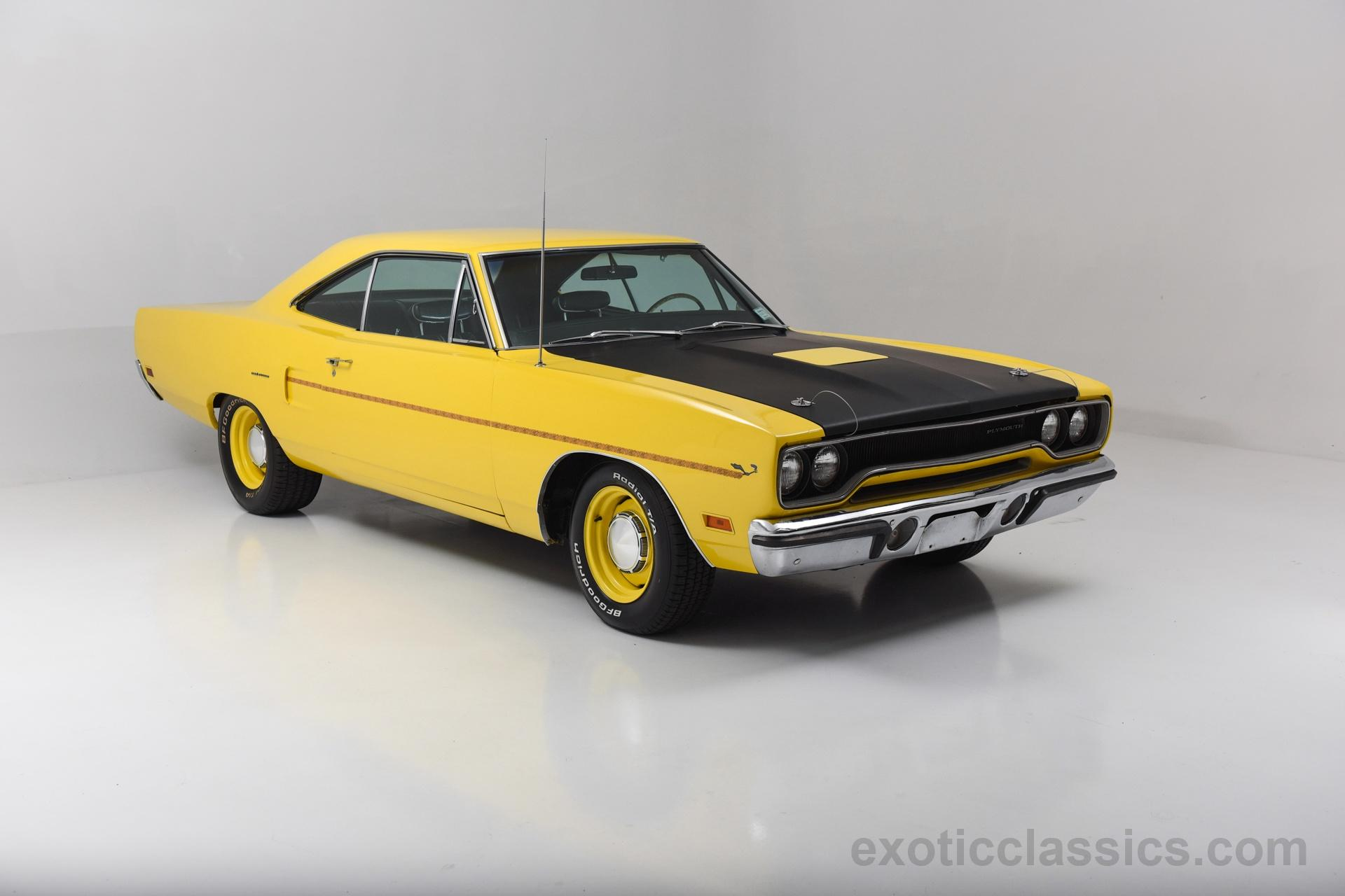 1970 Plymouth Road Runner Champion Motors International