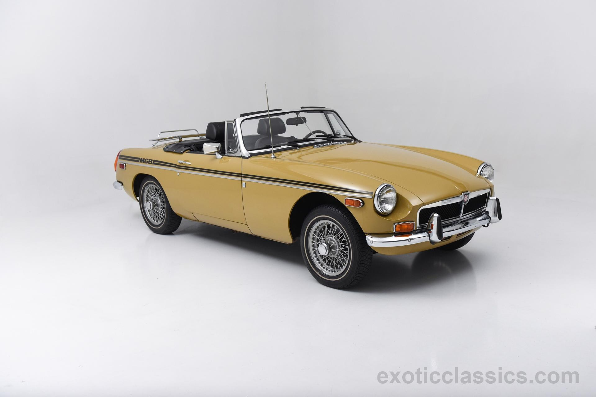 1973 Mg Mgb Champion Motors International L Luxury