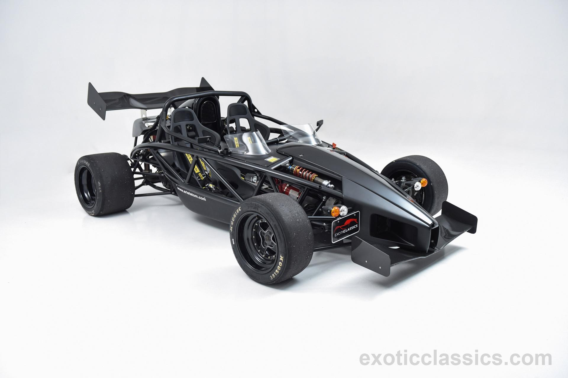 Atomic Race Cars
