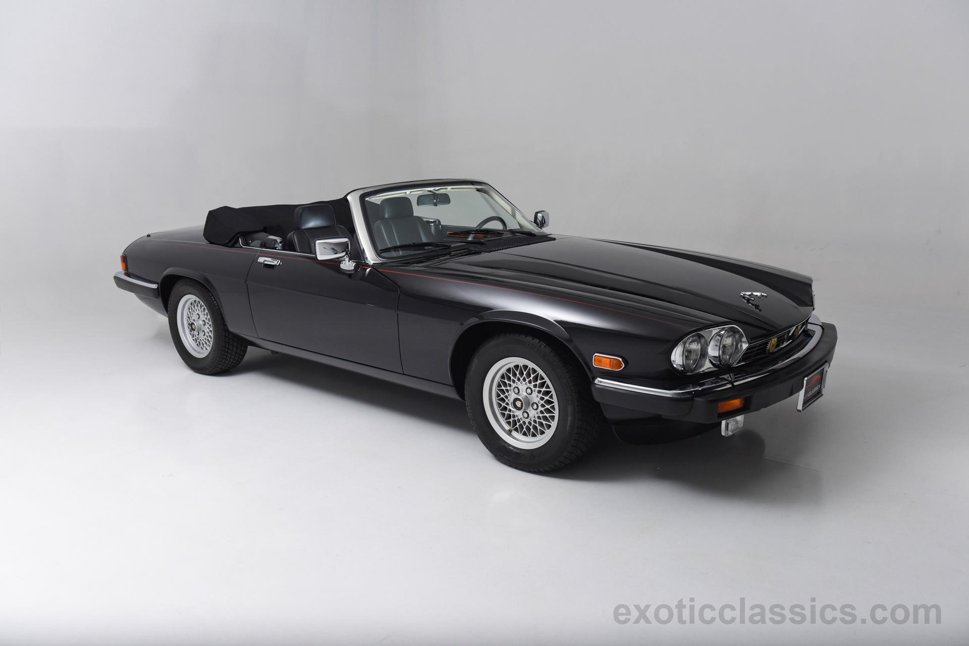 1990 jaguar xjs convertible exotic classic car dealership new york l champion motors. Black Bedroom Furniture Sets. Home Design Ideas
