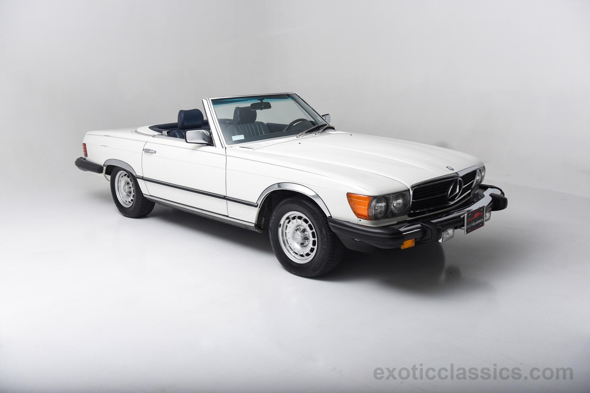 1984 mercedes benz 380 sl 380sl champion motors international l exotic classic car dealership. Black Bedroom Furniture Sets. Home Design Ideas