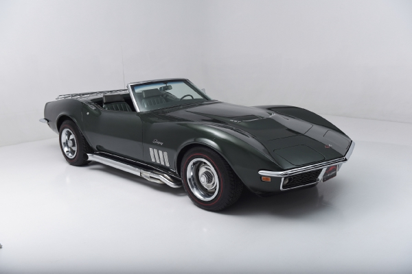 1969 Chevrolet Berger Corvette