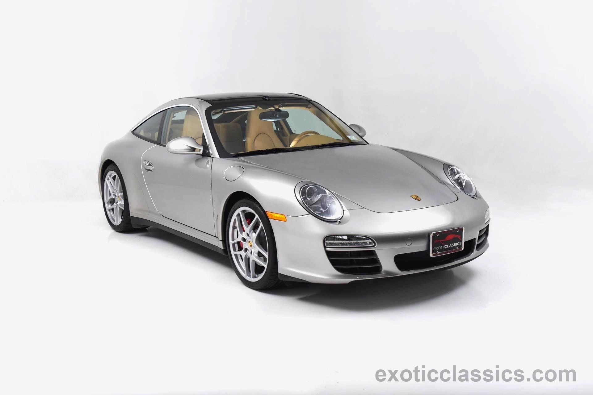 2012 Porsche 911 Targa 4s Targa 4s Champion Motors