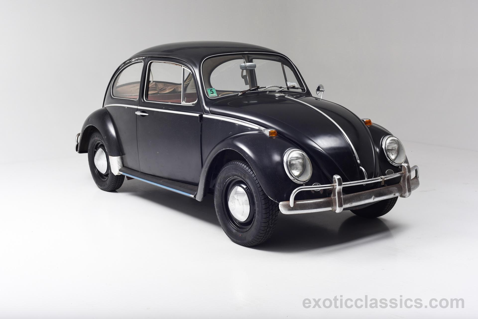1965 Volkswagen Beetle Exotic Classic Car Dealership New