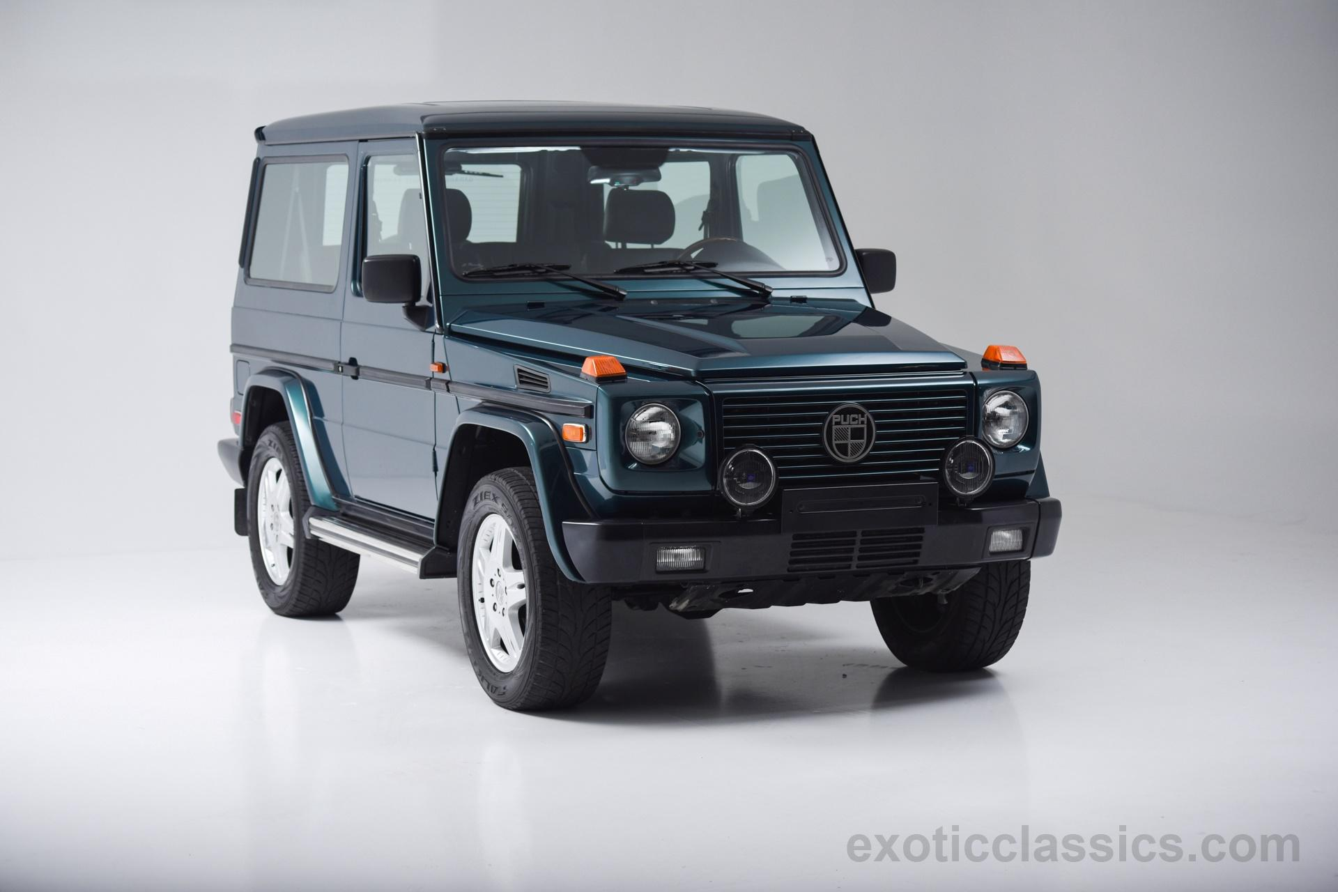 1999 Mercedes Benz G320 Champion Motors International L
