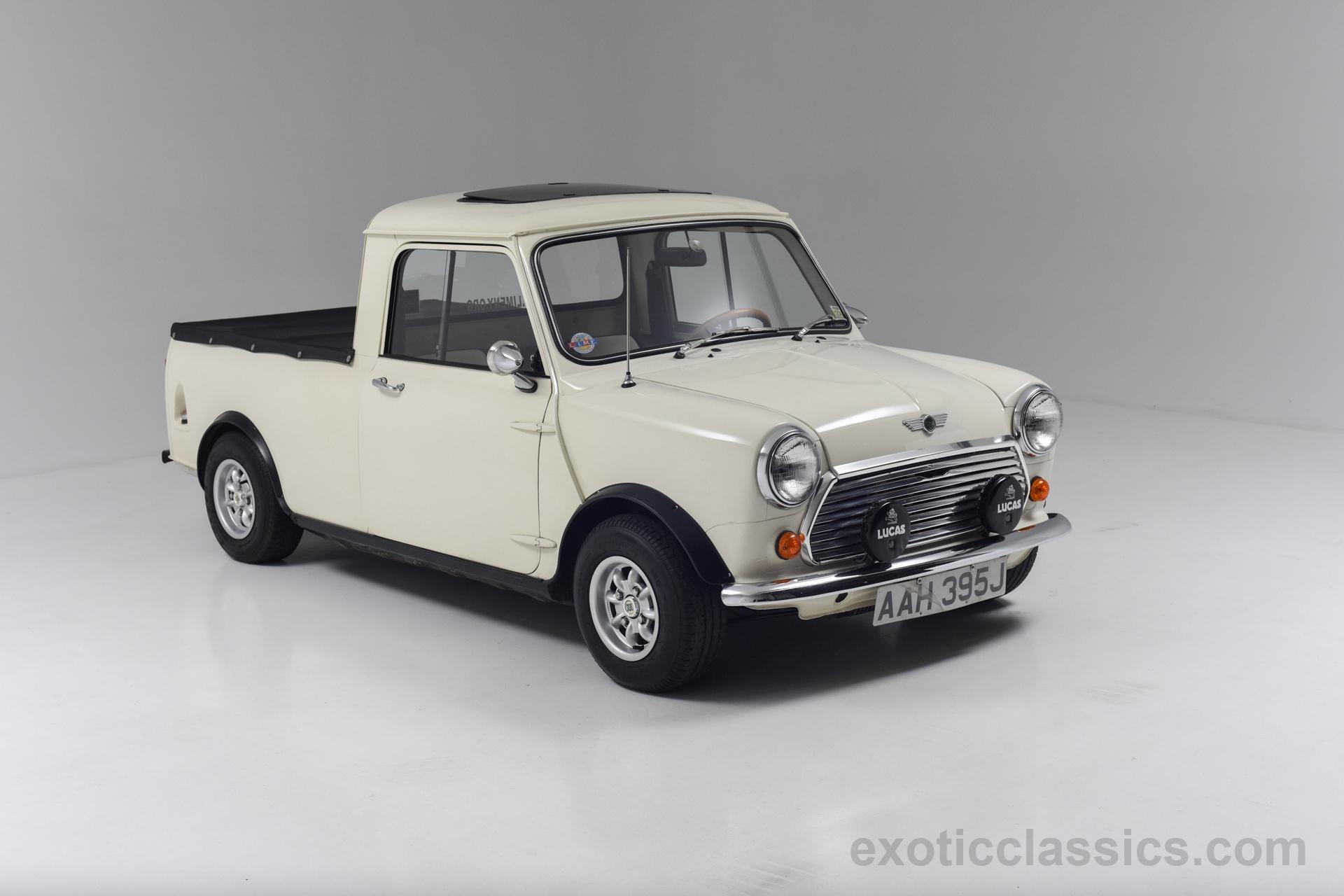 1970 Austin Cooper Mini Champion Motors International L Luxury