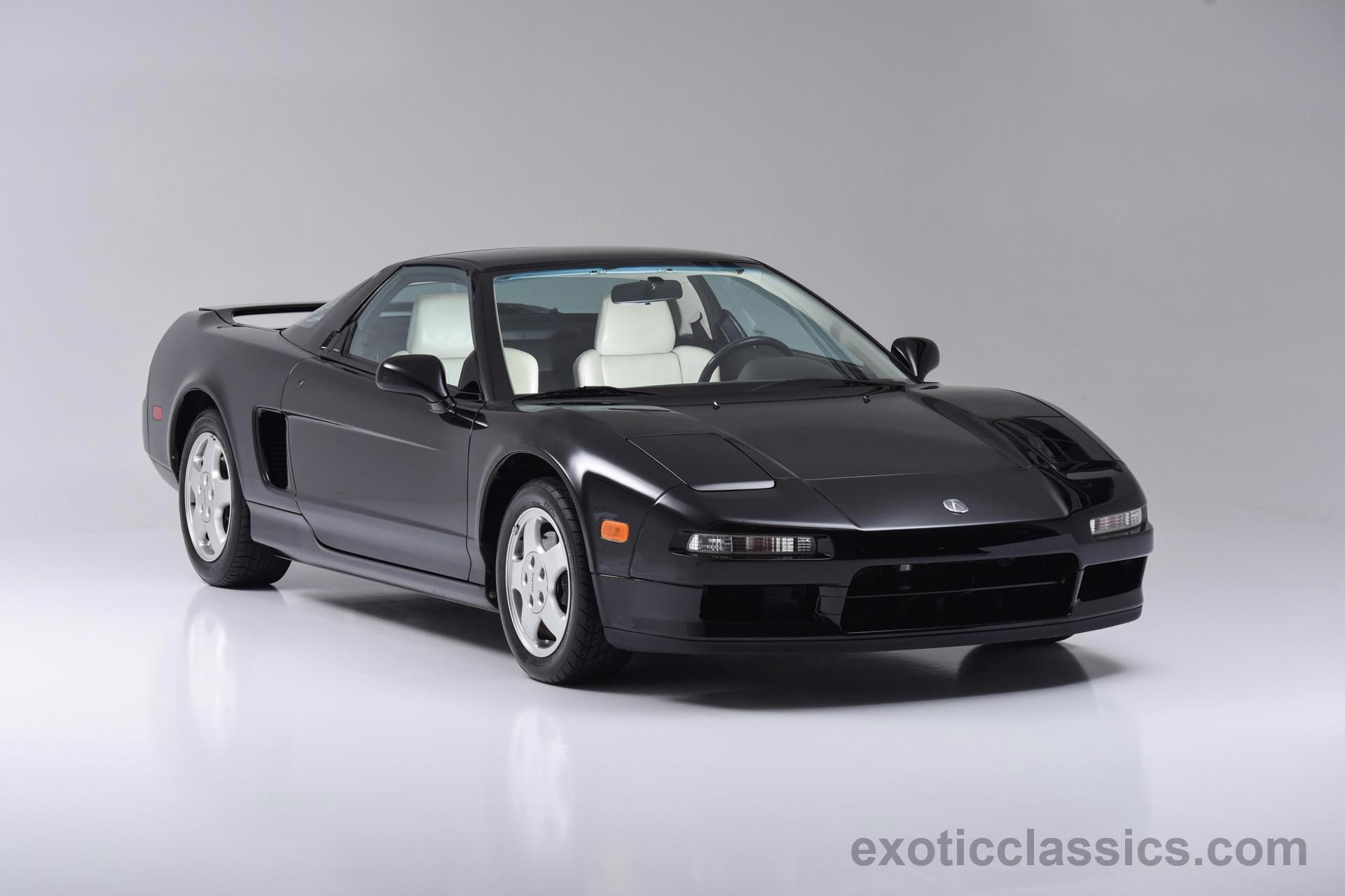 Acura Exotic Car >> 1991 Acura Nsx Exotic Classic Car Dealership New York L Champion