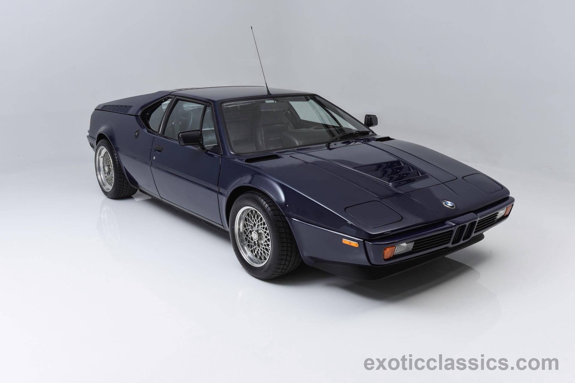 1981 bmw m1 champion motors international l exotic classic car dealership new york l rolls. Black Bedroom Furniture Sets. Home Design Ideas