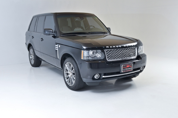 2011 Land Rover HSE Supercharged Auto Biography Edition