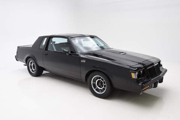1986 Buick Regal T Type Turbo