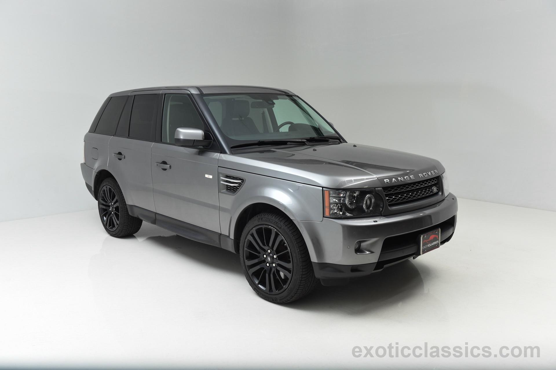2011 land rover range rover sport hse exotic classic car. Black Bedroom Furniture Sets. Home Design Ideas