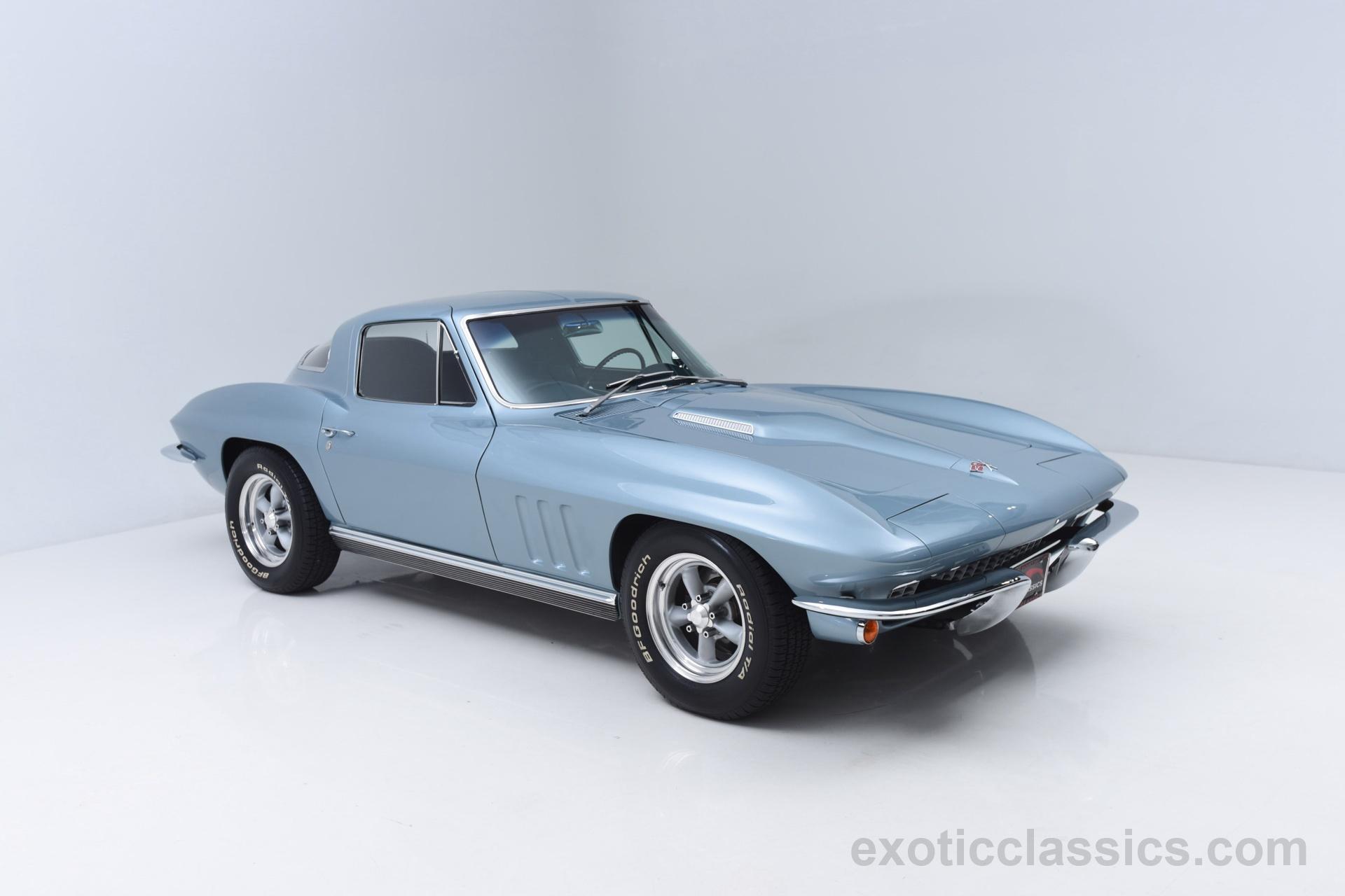 1966 Chevrolet Corvette Exotic Classic Car Dealership
