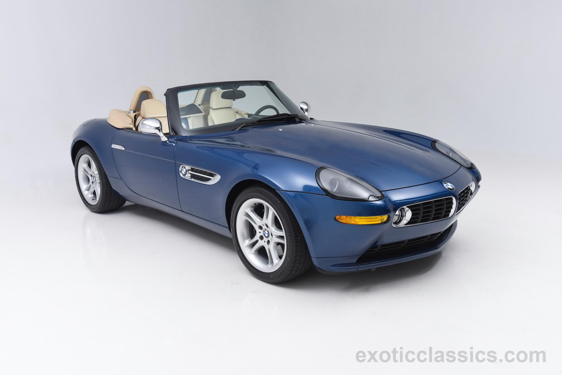 2003 Bmw Z8 Champion Motors International L Luxury