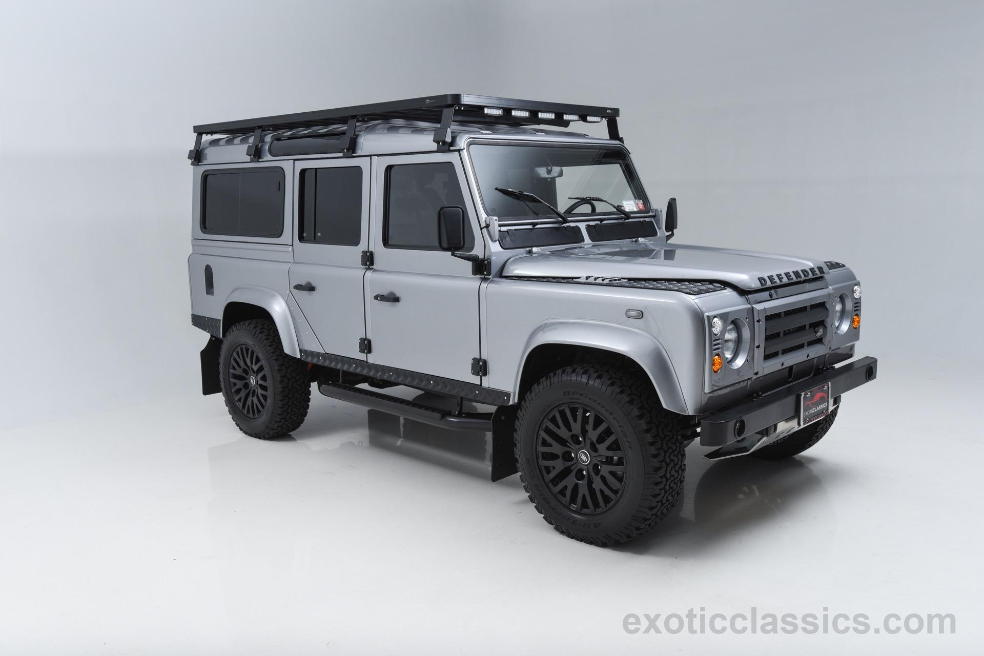1986 Land Rover Defender 110 Exotic And Classic Car