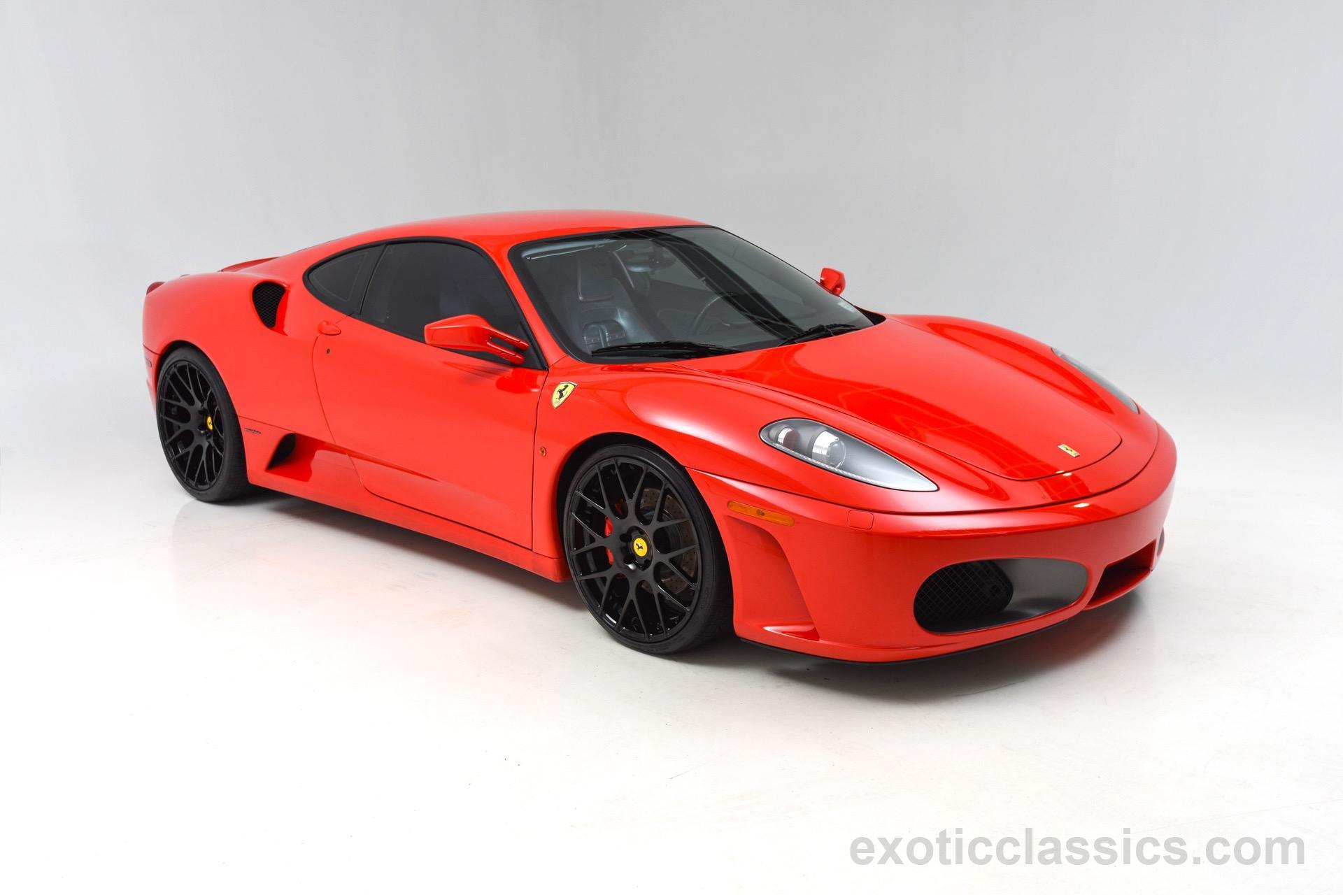 2007 Ferrari F430 F1 Champion Motors International L