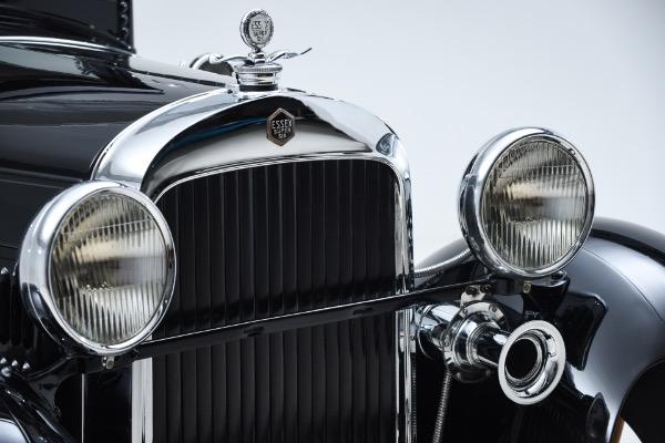 1929 Essex Super 6 - Champion Motors International l Luxury