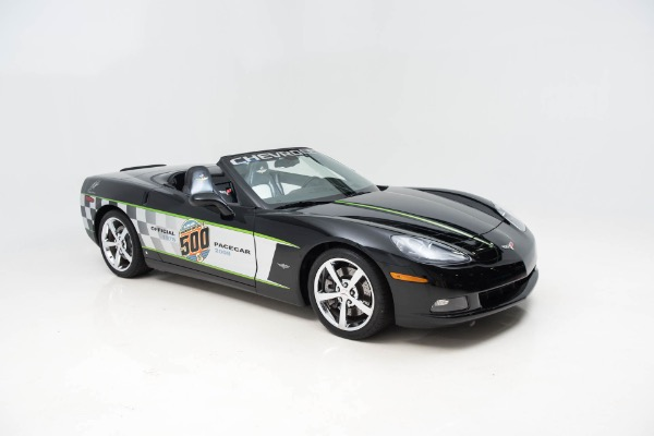 2008 Chevrolet Corvette Indy 500 Pace Car