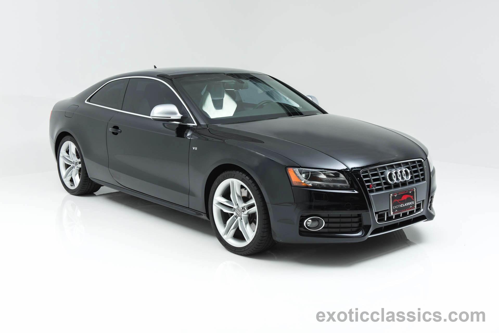 2008 audi s5 quattro exotic classic car dealership new. Black Bedroom Furniture Sets. Home Design Ideas