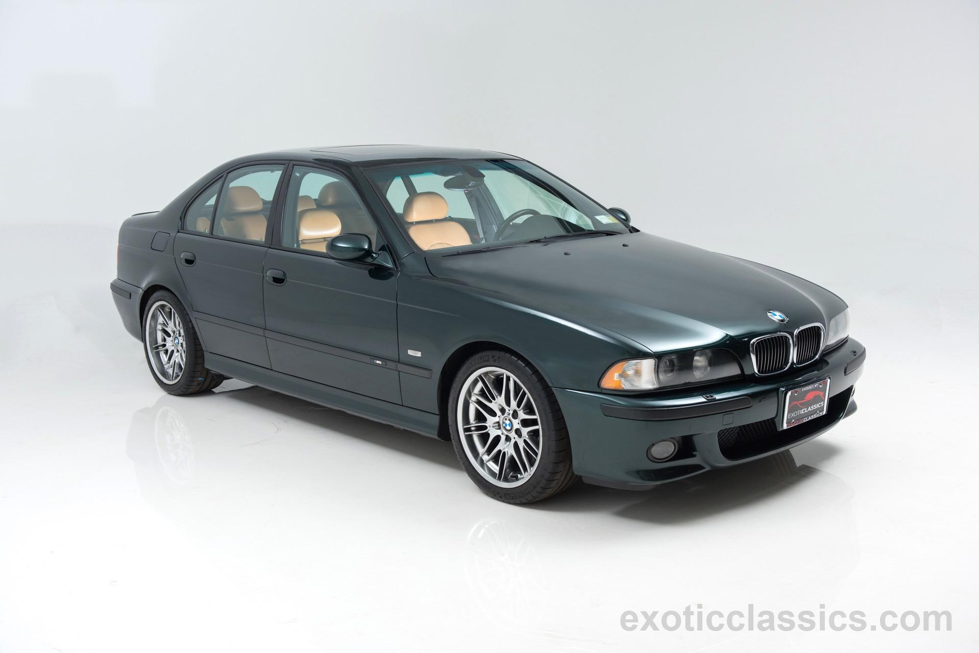 2000 Bmw M5 Exotic And Classic Car Dealership