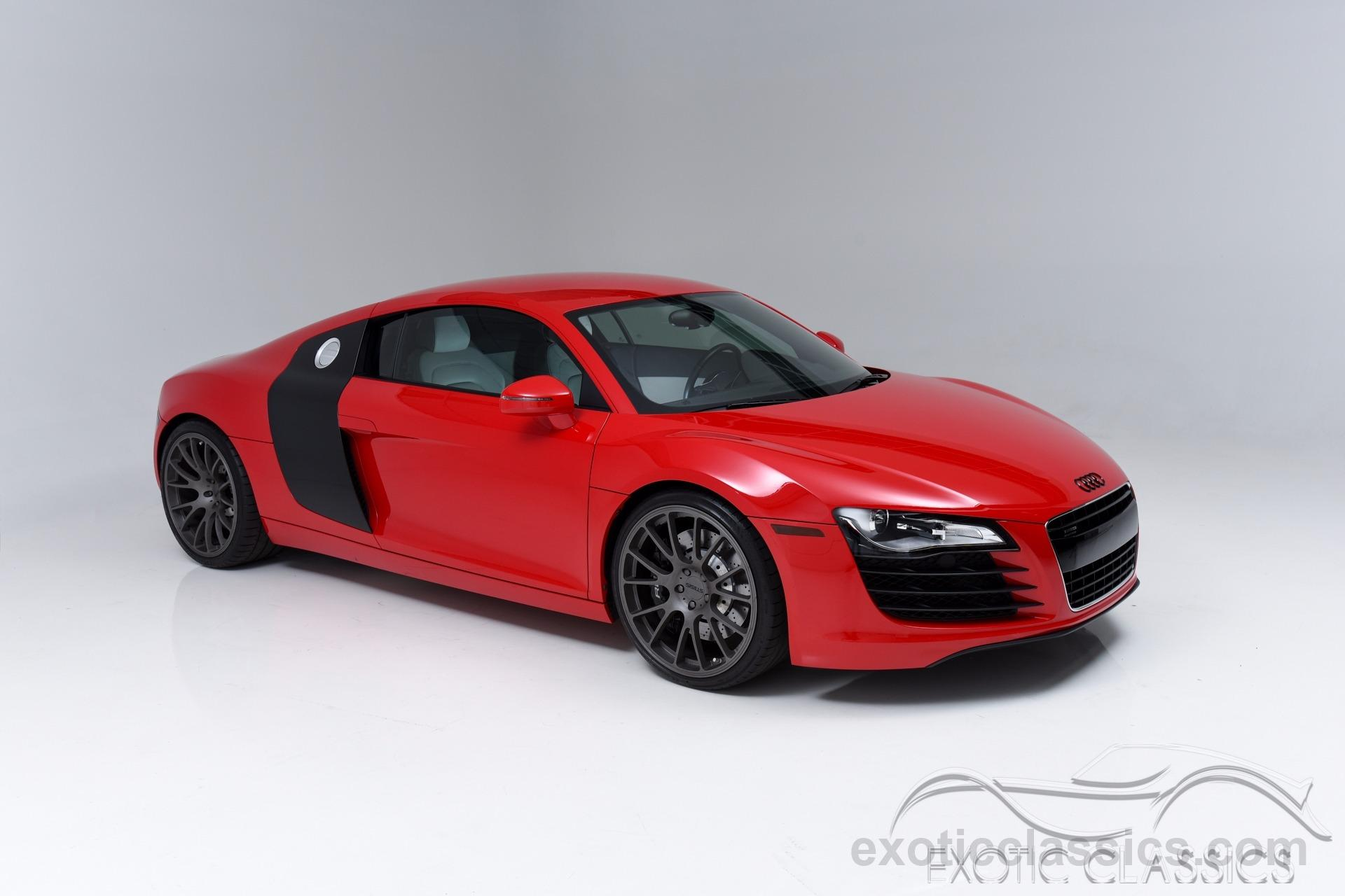 2012 Audi R8 4 2 quattro Champion Motors International l Exotic