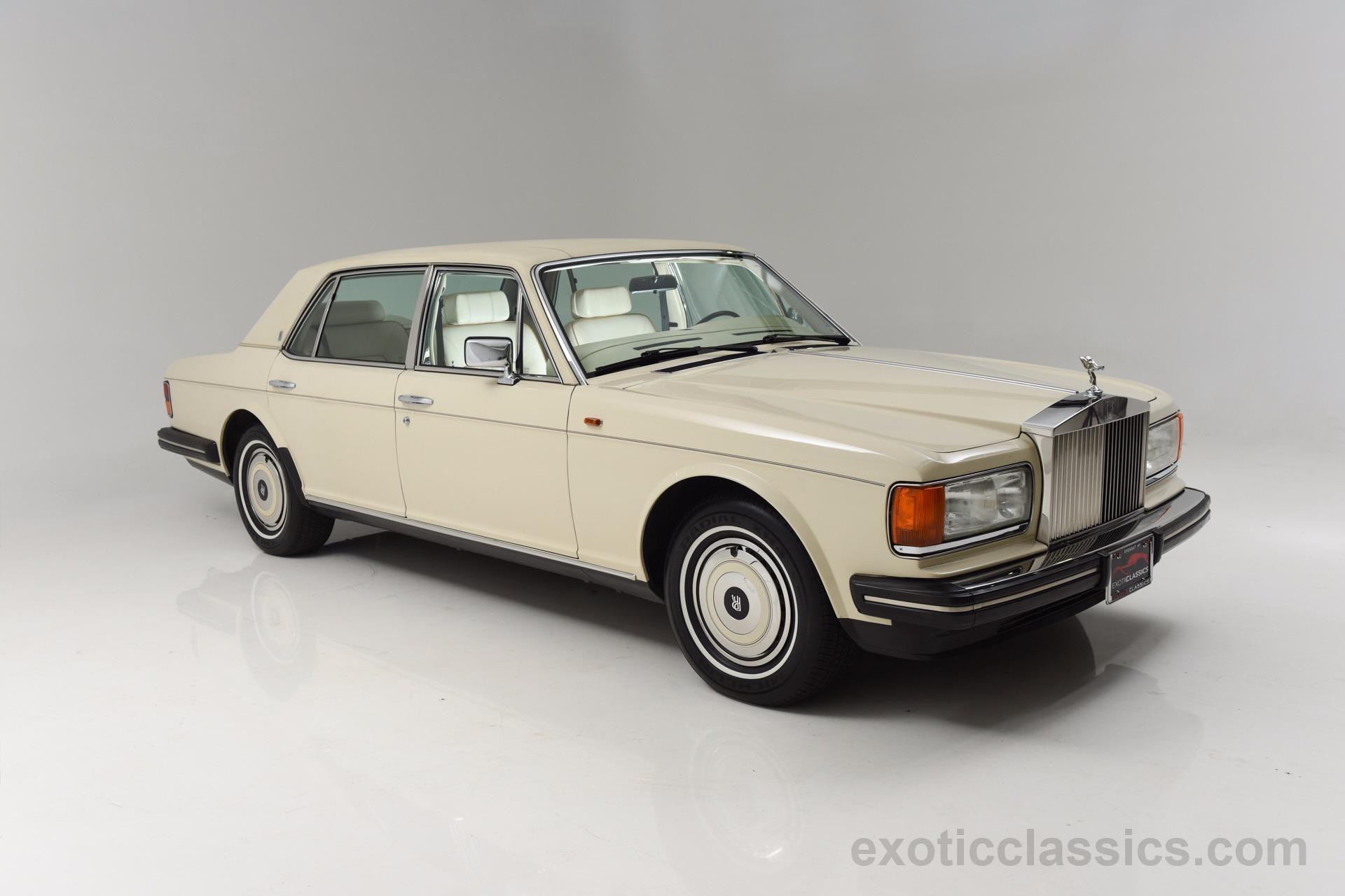 Ferrari Long Island >> 1988 Rolls-Royce Silver Spur LWB - Champion Motors International l Luxury Classic Vehicle ...