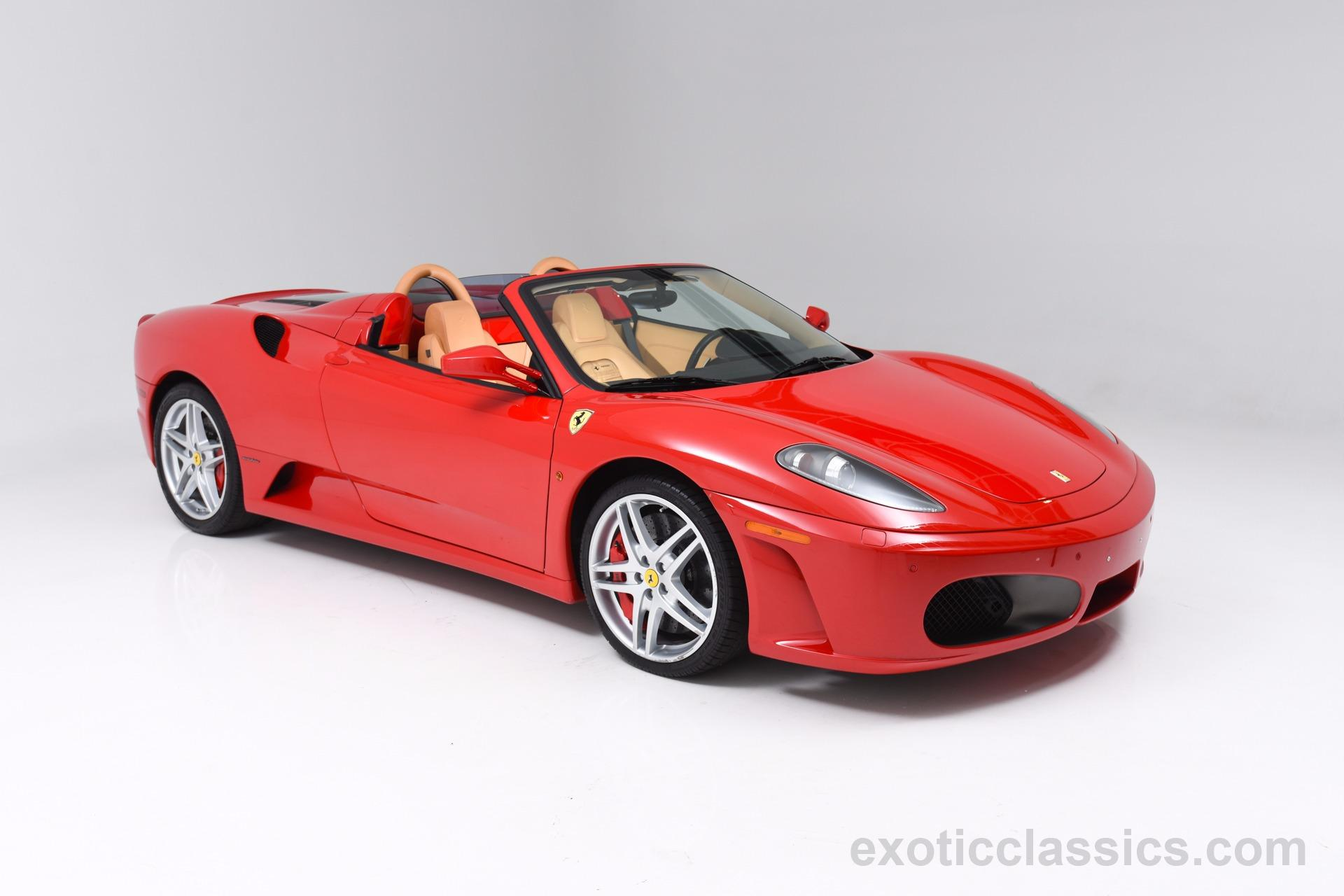 Ferrari F430 - the top of perfection