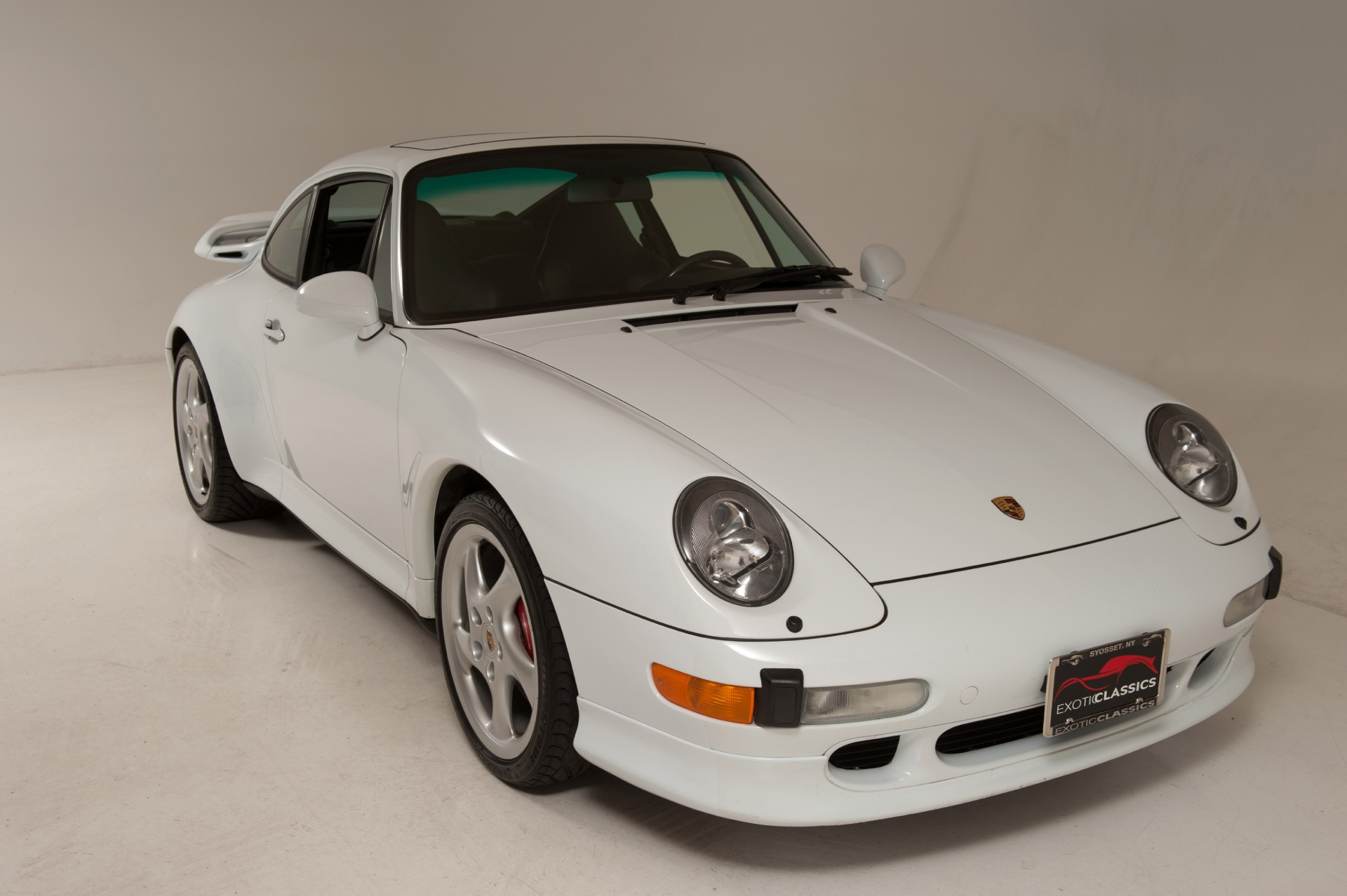 1998 Porsche 911 Carrera C4S Coupe Champion Motors International l