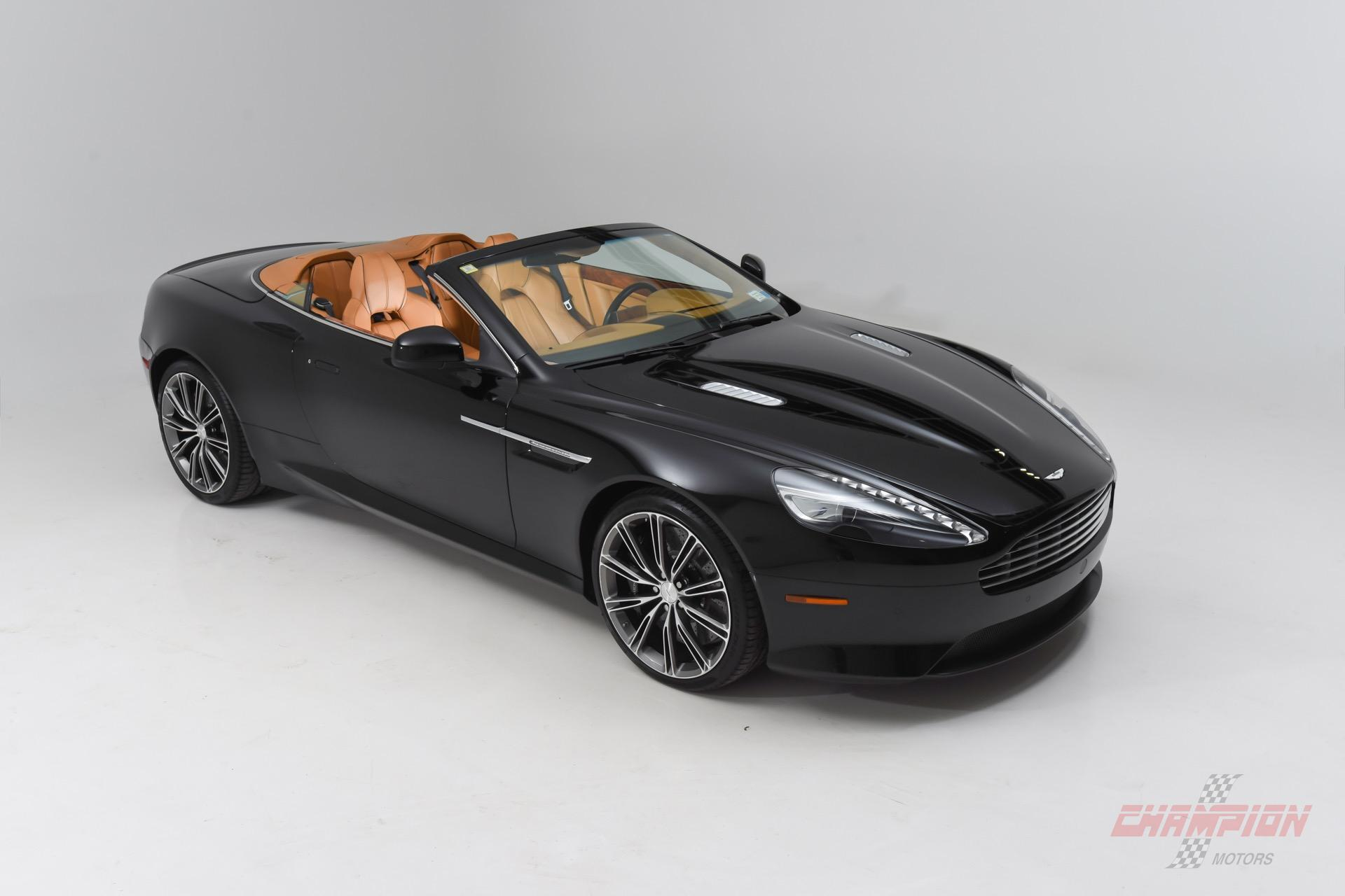 Aston Martin DB Virage Volante Champion Motors International - Classic aston martin