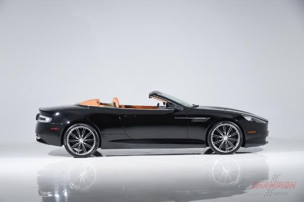 2012 Aston Martin Db9 Virage Volante Exotic Classic Car