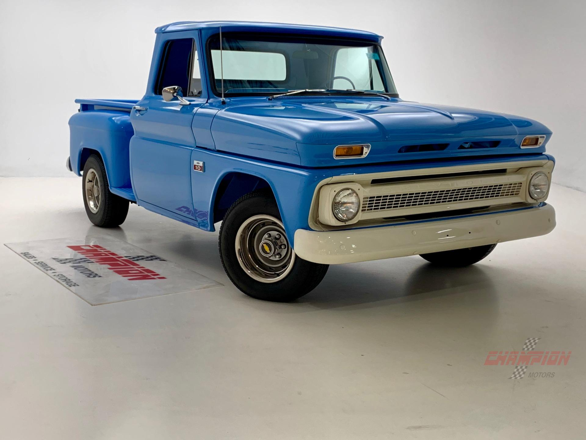 1966 Chevrolet C-10 Pickup Side Step