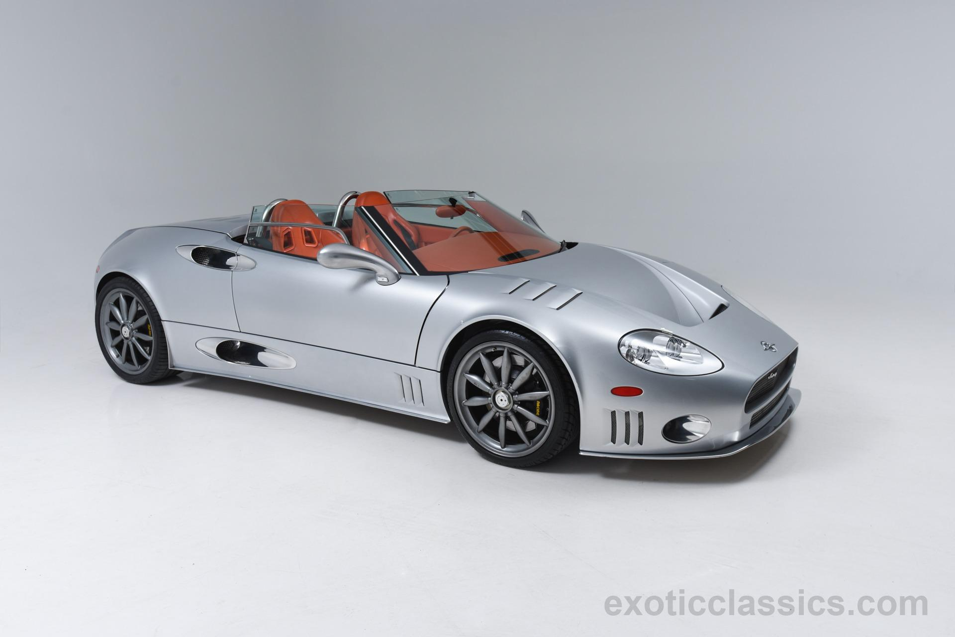 spyker  spyder champion motors international  luxury classic vehicle dealership