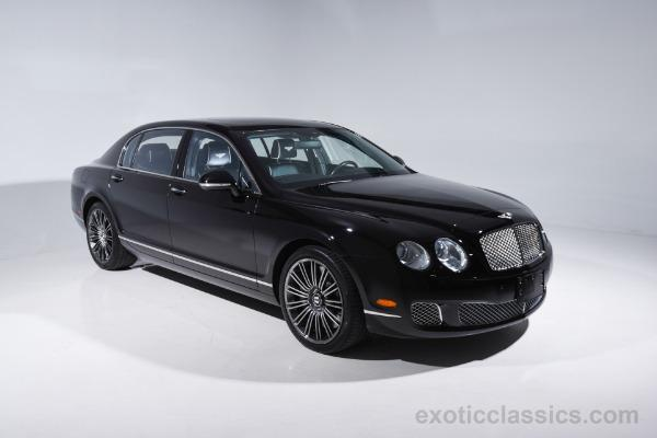 2011 Bentley Flying Spur Speed