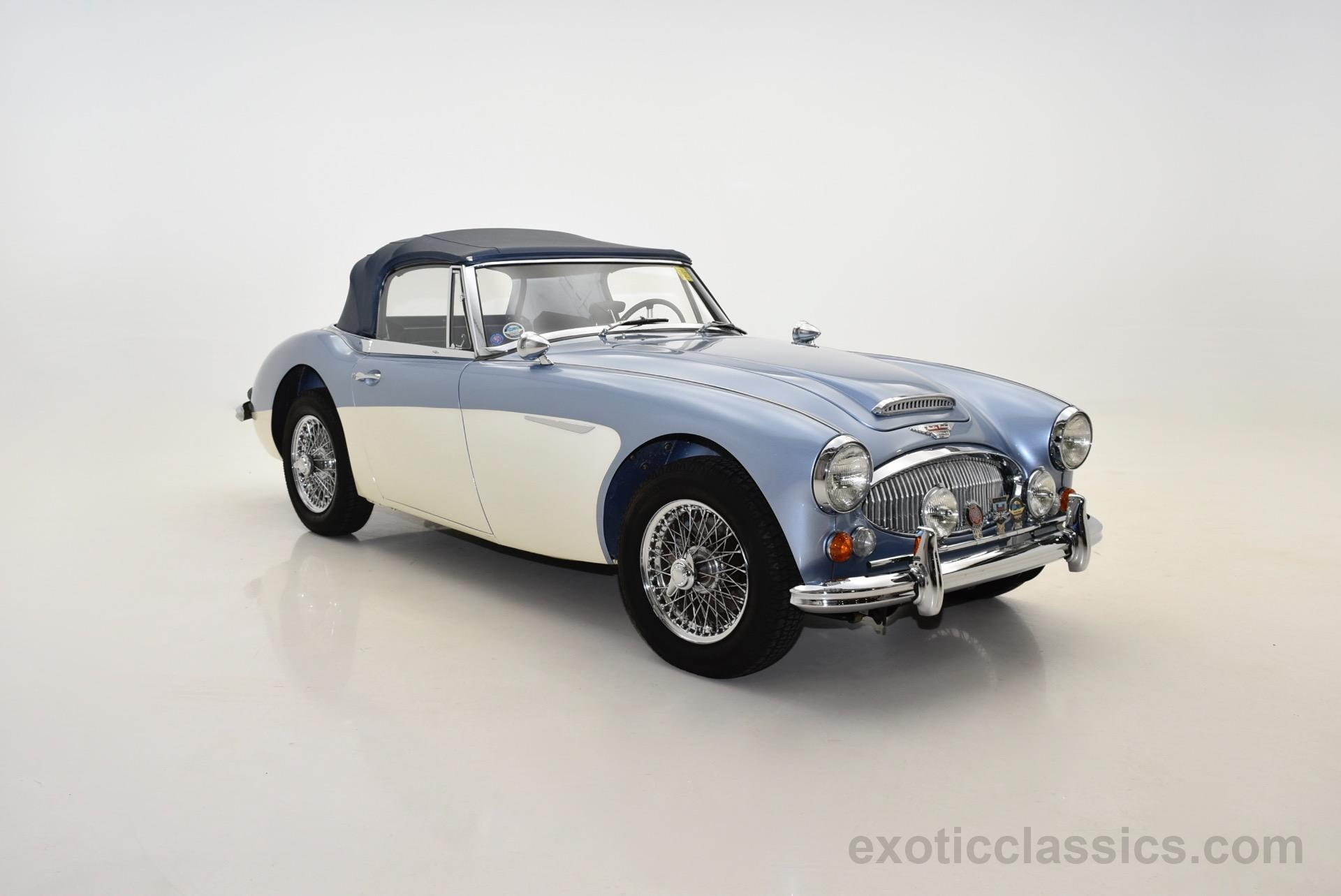 1967 Austin Healey 3000 Exotic And Classic Car