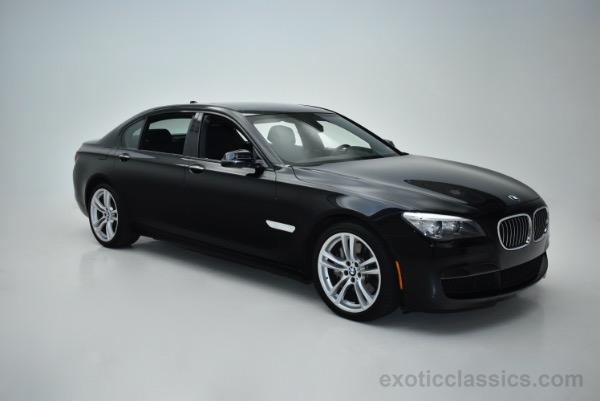 2013 BMW 750 LI X-Drive