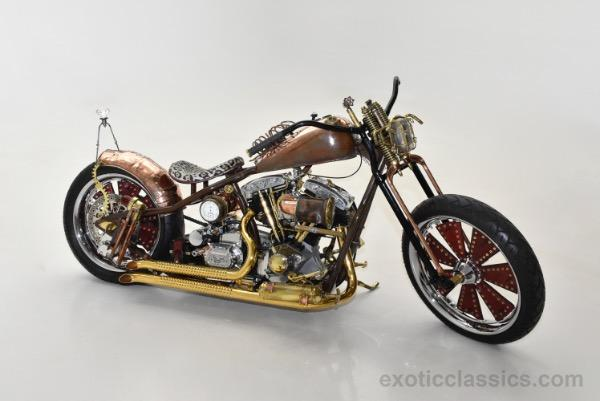 2015 Gravesend Chopper