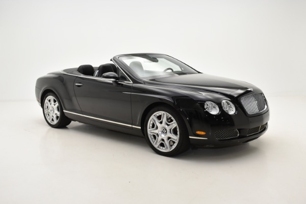 2009 Bentley Continental GTC Mulliner