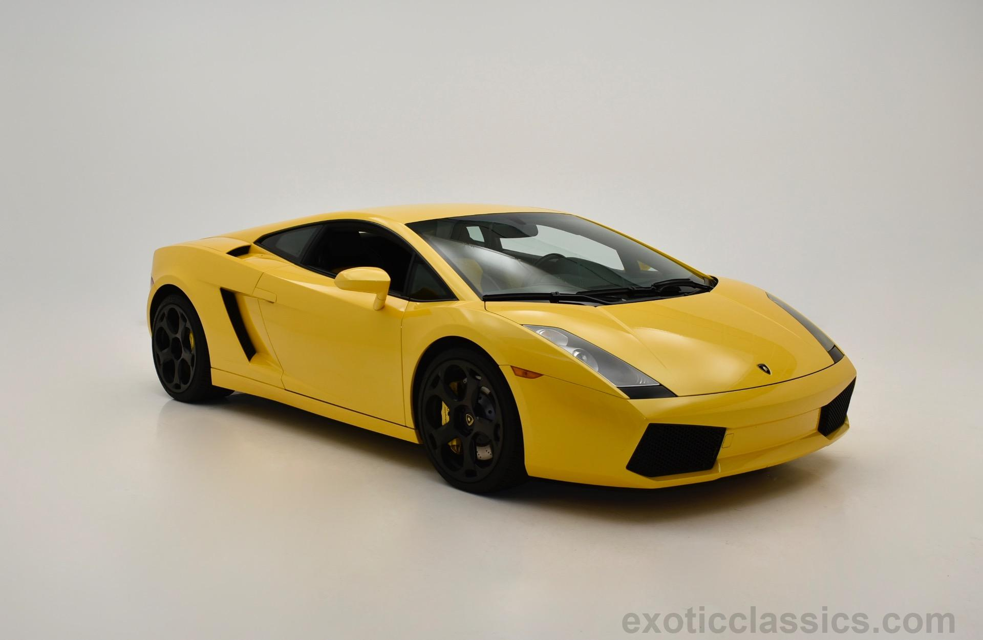 2005 lamborghini gallardo - exotic and classic car dealership