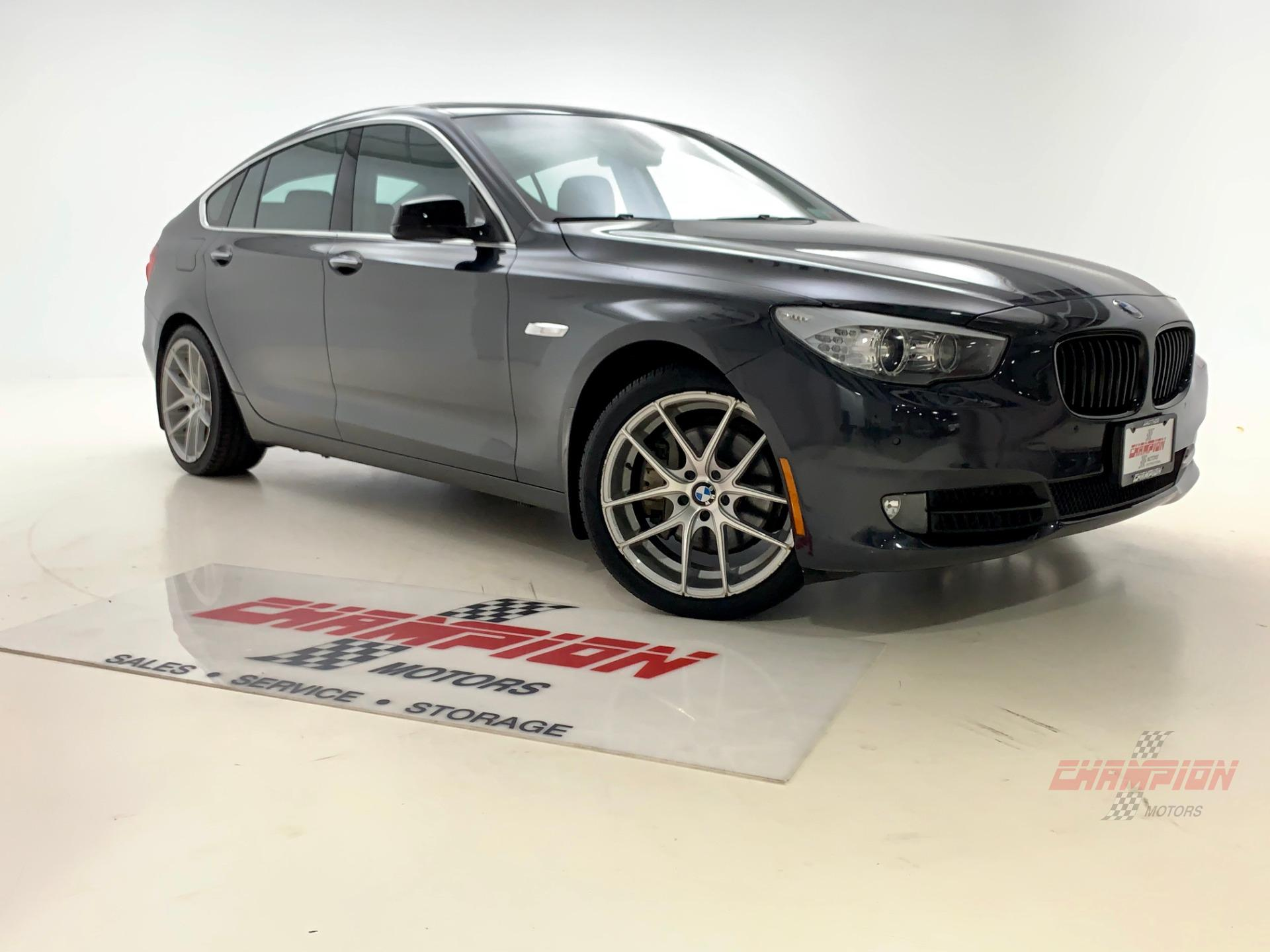2011 Bmw 5 Series 535i Xdrive Gran Turismo Exotic And