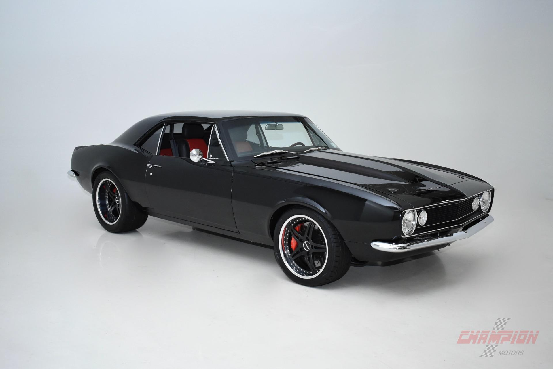 1967 Chevrolet Camaro Pro Touring Twin Turbo Exotic Classic Car