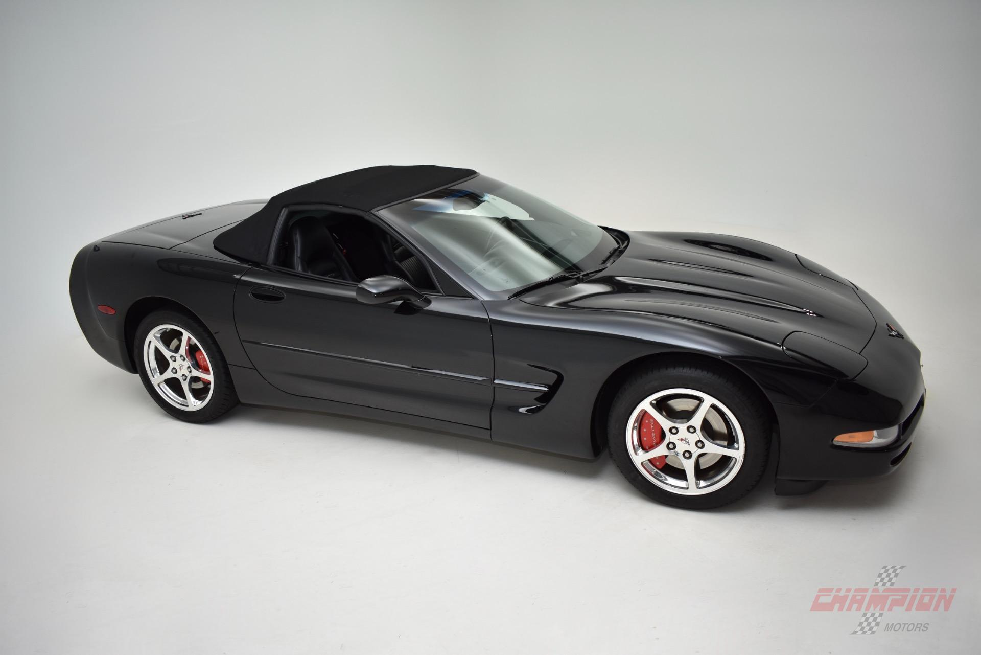 2002 chevrolet corvette - exotic and classic car dealership