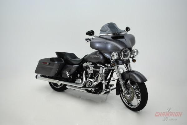 2014 Harley Davidson FLHXS Street Glide