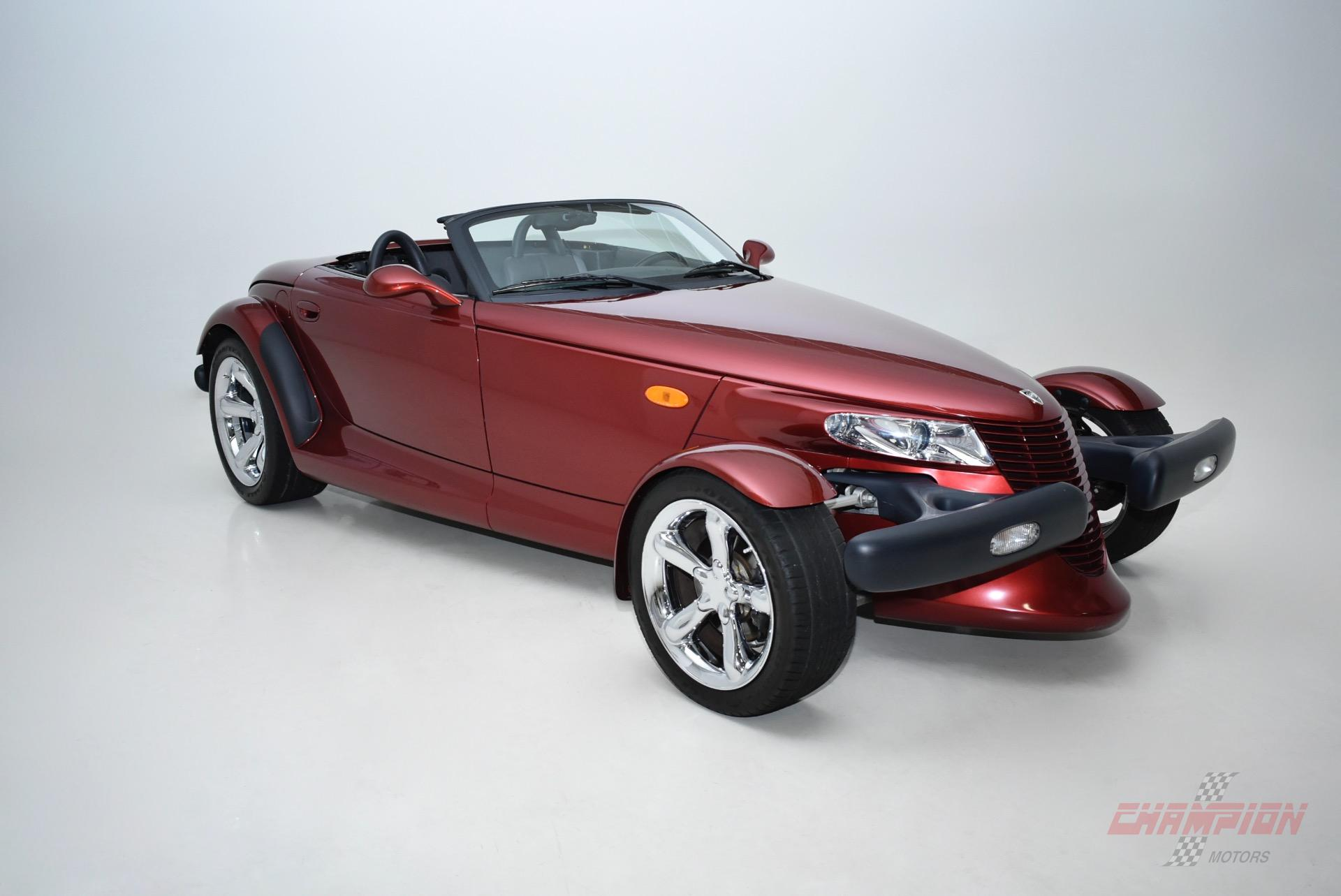 2002 Chrysler Prowler Champion Motors International l Exotic