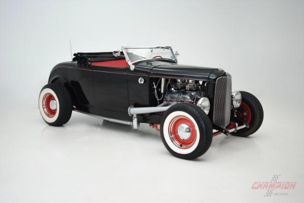 1932 Ford DEUCE HOT ROD CONVERTIBLE