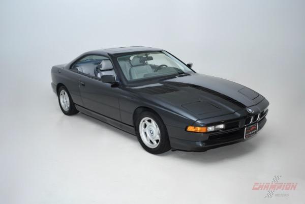 1993 BMW 8 Series
